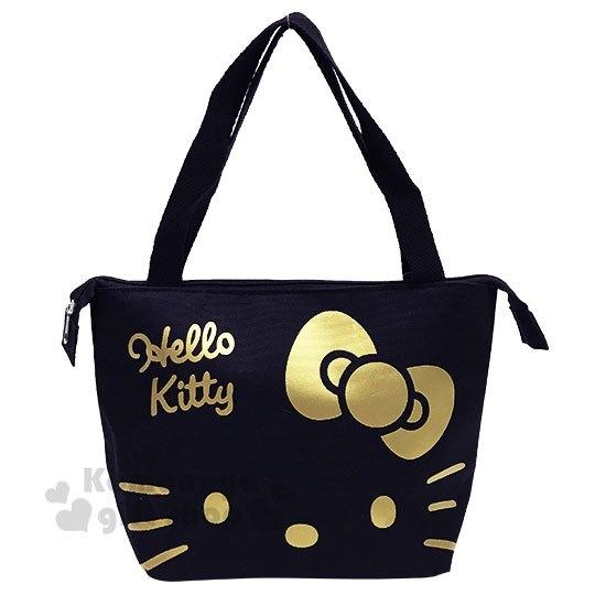 Hello Kitty橫式手提袋