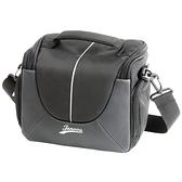 【聖影數位】JENOVA 吉尼佛 MODERN 22 摩登系列側背包 17*9.5*16.5cm 附防雨罩 可腰掛設計 一機二鏡