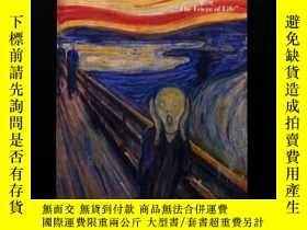 """二手書博民逛書店推薦「罕見」【蒙克——""""愛之死""""(Edvard Munch——"""""""