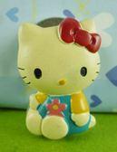 【震撼精品百貨】Hello Kitty 凱蒂貓~造型磁鐵夾~藍【共1款】