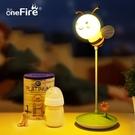 創意小夜燈插電臥室床頭嬰兒喂奶卡通兒童護...