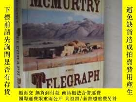 二手書博民逛書店英文原版罕見Telegraph Days by Larry Mc
