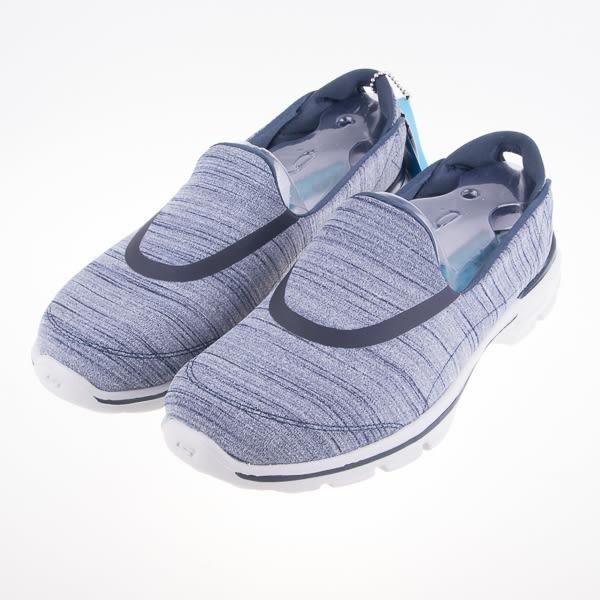Skechers  (女) 健走系列 GO Walk 3  休閒鞋 14076NVY