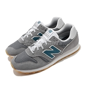 New Balance 休閒鞋 NB 373 灰 藍 男鞋 麂皮 復古慢跑鞋 運動鞋 【ACS】 ML373EC2D ML373EA2D