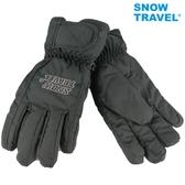 [snowtravel]AR-ONE/黑色M號/英國TPU防水套+白鵝羽絨700fill防水保暖滑雪手套/日本輕井澤2016年滑雪紀念版