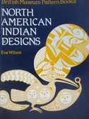 【書寶二手書T3/設計_ZAE】North American Indian designs_Eva Wilson