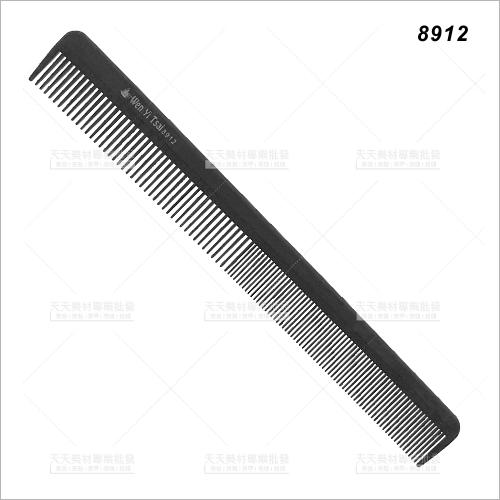 抗熱碳纖剪髮梳(8912)單支(美髮梳子)[99311]