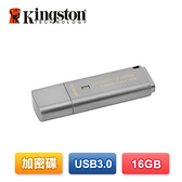 Kingston 金士頓 DataTraveler Locker+ G3 16G B 隨身碟 DTLPG3