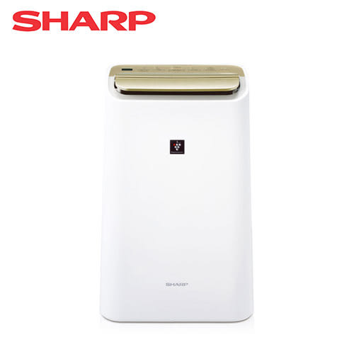 【SHARP夏普】10L HEPA除菌除濕機 DW-E10FT-W