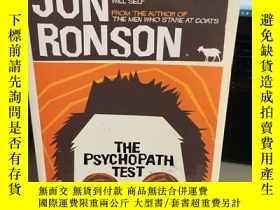 二手書博民逛書店the罕見psychopath testY247760 jon