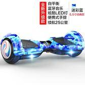 代步車 豹行兩輪體感平衡車電動扭扭兒童成人智慧漂移車思維雙輪學生代步 JD 玩趣3C