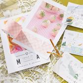 【BlueCat】半糖主義系列盒裝和紙膠帶 (10入裝) 手帳貼紙
