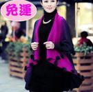 鮮豔色彩毛衣外套寬鬆舒適女裝系列300a41【Brag Na義式精品】