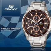 【人文行旅】EDIFICE | EF-334D-5AVDF 碳纖錶盤 casio