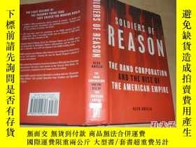 二手書博民逛書店Soldiers罕見of Reason: The RAND Co