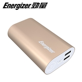 【Energizer 勁量】UE10008 行動電源 10000mAh(金)