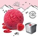 【瑞士原裝進口】Movenpick 莫凡彼冰淇淋 覆盆子雪酪2.4L家庭號