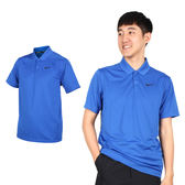 NIKE GOLF 男針織短袖POLO衫(高爾夫 慢跑 短袖上衣 立領 免運 ≡排汗專家≡