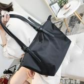 托特包 包包女防水包女側背包牛津布尼龍女包通勤手提包托特包大包包