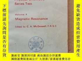 二手書博民逛書店physical罕見chemistry series two volume 4(P745)Y173412