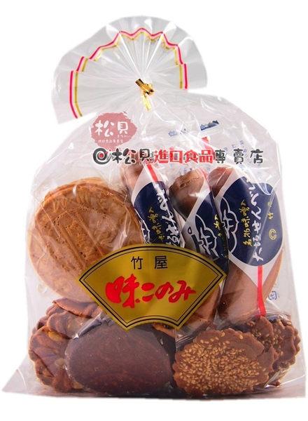 《松貝》竹屋手造煎餅32枚240g【4904664100167】ad3