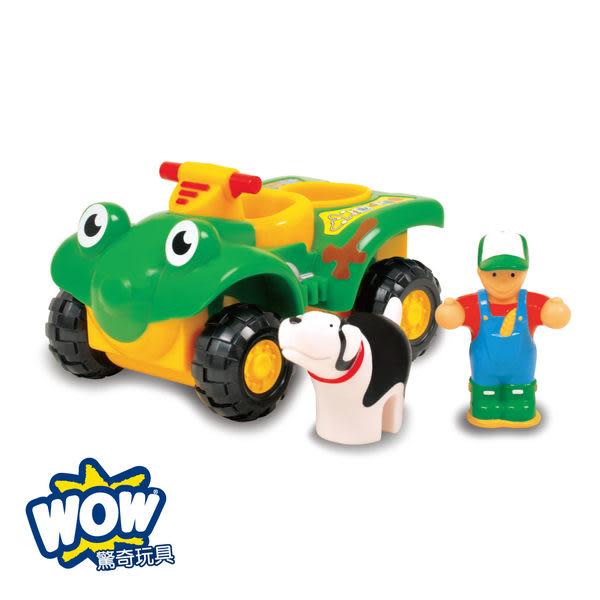 英國 WOW Toys 驚奇玩具 農場越野車 班尼 ★歡樂農場★