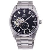 【時間光廊】ORIENT 東方錶 藍寶石水晶鏡面 自動上練 機械錶 全新原廠公司貨 RA-AR0002B