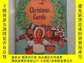 二手書博民逛書店Christmas罕見Carols 聖誕頌歌(英文原版)Y11897 見圖片 見圖片 出版1984