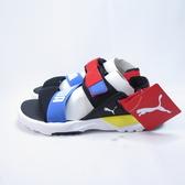 PUMA JS TRAIL SANDAL 涼鞋 37248804 女款 藍紅【iSport愛運動】