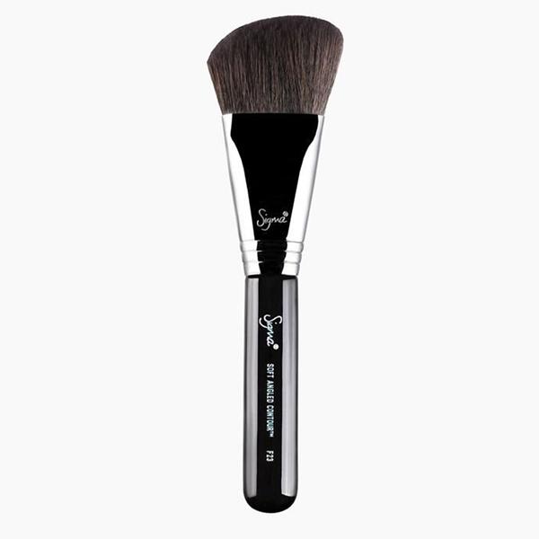 Sigma F23 SOFT ANGLED CONTOU 【愛來客】美國Sigma授權經銷商 蜜粉修容化妝刷