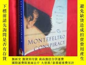 二手書博民逛書店The罕見Montefeltro Conspiracy: A R