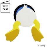 又敗家@日本TOYO CASE迪士尼唐老鴨磁吸式掛勾MH-D03白板貼鑰匙掛勾吸鐵掛勾冰箱貼留言板磁鐵貼