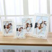 歐式現代簡約相框擺臺兒童照片框創意畫框