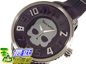 [8東京直購] TOKYO-ZW Tendence Hydrogen 050者俊骷髏頭手錶 05023014銀色(Reverse Progressive Products)