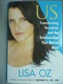 【書寶二手書T8/傳記_PMQ】Us:Transforming Ourselves…_Lisa Oz
