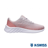 K-SWISS Aeronaut Knit輕量健走鞋-女-灰/乾燥玫瑰