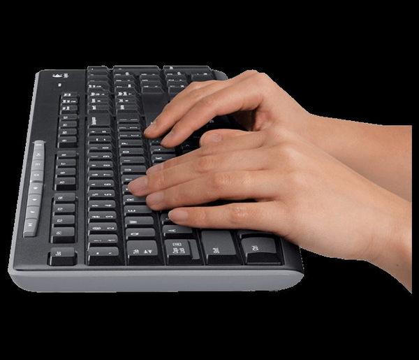 羅技 MK270r 無線鍵鼠組 可靠的無線鍵盤滑鼠組合