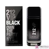 Carolina Herrera 212 VIP BLACK男性淡香精(100ml)-公司貨【美麗購】