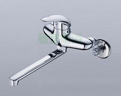 【麗室衛浴】國產精品 TAP-107503  無鉛  廚房壁式龍頭