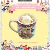 (現貨&樂園實拍圖) 東京迪士尼 聖誕限定 Duffy and Friends' Christmas Delights 達菲家族 馬克杯