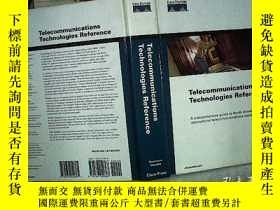 二手書博民逛書店TELECOMMUNICATIONS罕見TECHNOLOGIES