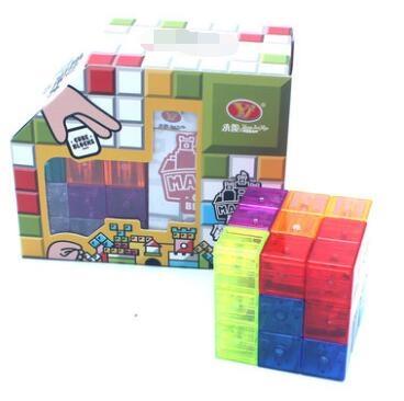 磁力魔方積木立方體方塊