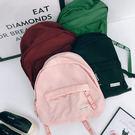 後背包 書包 TOOKI & CO【Z416018】潮流字母造型超輕盈防水尼龍材質大容量後背包/書包/雙肩背包-Jeune