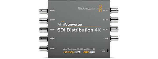 【BMD】BlackMagic Mini Converter SDI Distribution 4K 迷你轉換器 SDI分配4K 公司貨 CONVMSDIDA4K