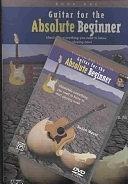 二手書博民逛書店 《Guitar for the Absolute Beginner》 R2Y ISBN:0739024051│Alfred Music Publishing