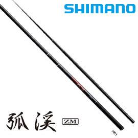 漁拓釣具 SHIMANO 弧渓 H61ZM (溪流竿)