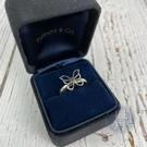 BRAND楓月 TIFFANY&CO. 蒂芬妮 925純銀 蝴蝶 戒指 飾品 配件