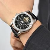 范倫鐵諾˙古柏 三眼羅馬機械錶NEV92
