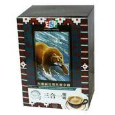 西雅圖即溶三合一咖啡(棕熊焦糖拿鐵)20g*18  入/包【愛買】
