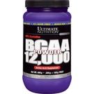 【UN經銷】BCAA 12,000 POWDER Unflavored 原味支鏈胺基酸 400g